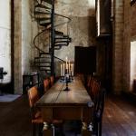 Antique Distressed Bordeaux 7