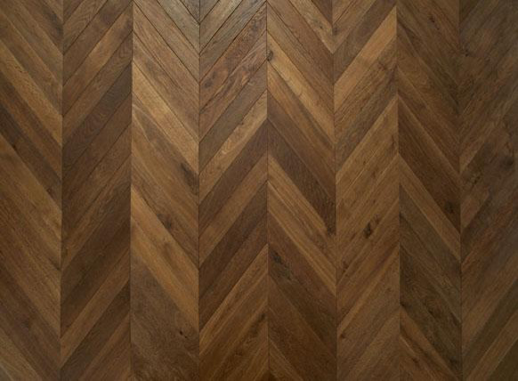 chevron herring bone vintage hardwood flooring toll free 800 823 0898 bois chamois. Black Bedroom Furniture Sets. Home Design Ideas